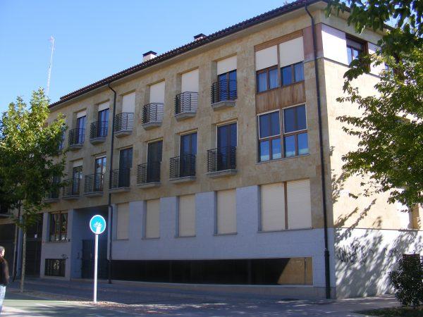 Edificio de viviendas en Salamanca