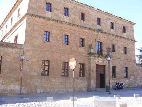 Facultad de matemáticas en Salamanca