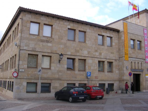 Biblioteca municipal de Zamora