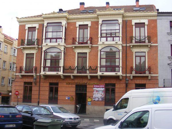 Hotel en Zamora