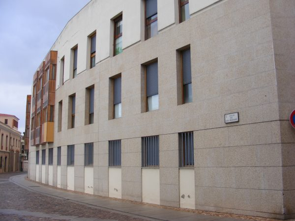 Edificio de viviendas en Zamora